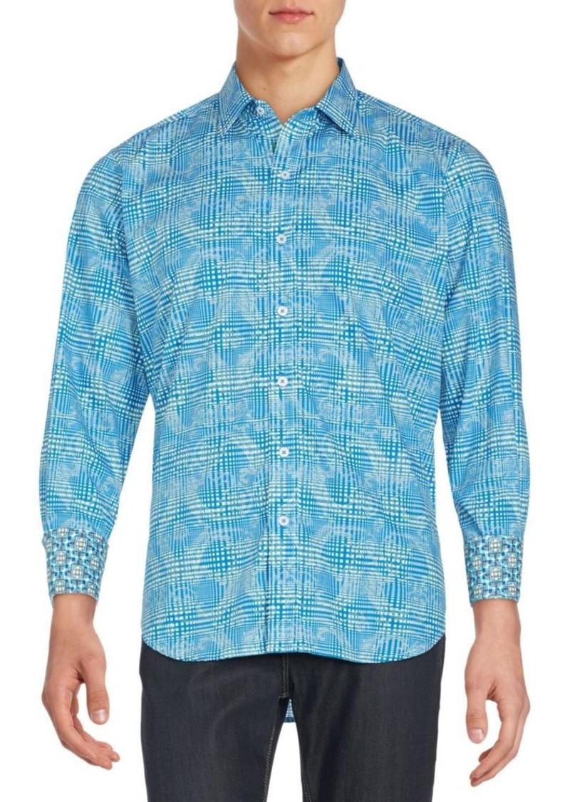 Robert Graham Long Sleeve Printed Shirt