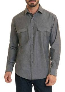 Robert Graham Maestre Classic Fit Sport Shirt