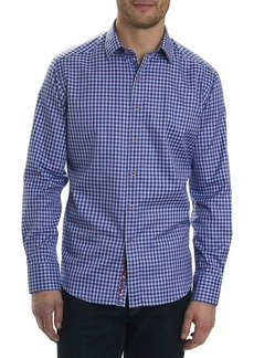 Robert Graham Matira Gingham Sport Shirt