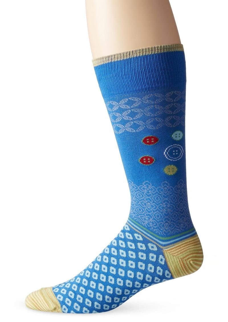 Robert Graham Men's Albion Crew Sock