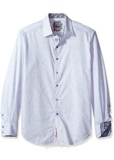 Robert Graham Men's Alex Bay L/s Woven Shirt