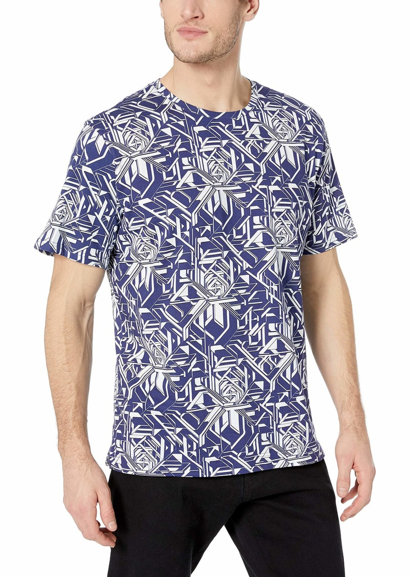 Robert Graham Men's Apollo Short Sleeve Knit Tshirt