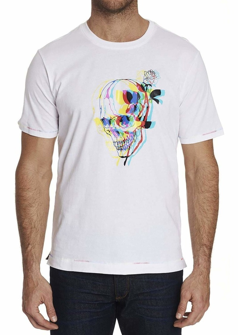 Robert Graham Men's Bewitched S/S Knit Tshirt