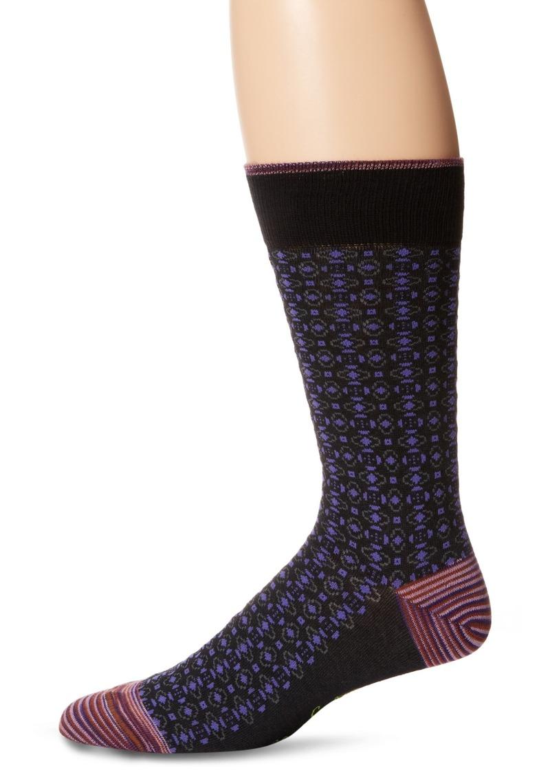 Robert Graham Men's Brummell Sock