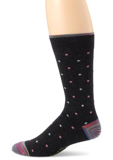 Robert Graham Men's Cabbit Sock