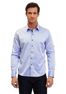 Robert Graham Men's Canton L/s Classic Fit Shirt  L