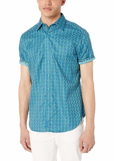 Robert Graham Men's Capra Short Sleeve Classic FIT Shirt