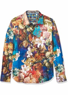 Robert Graham Men's Casablanca L/S Woven Shirt