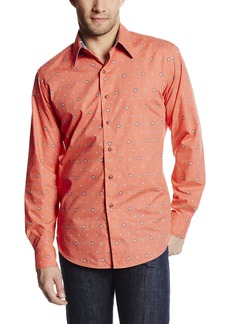 Robert Graham Men's Cicada-Long Sleeve Button Down Shirt