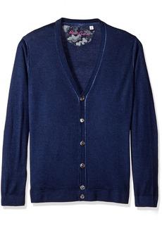 Robert Graham Men's Classic Fit Knit Cardigan