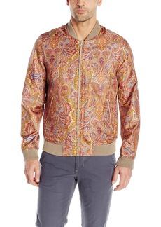 Robert Graham Men's Claystone Woven Jacket
