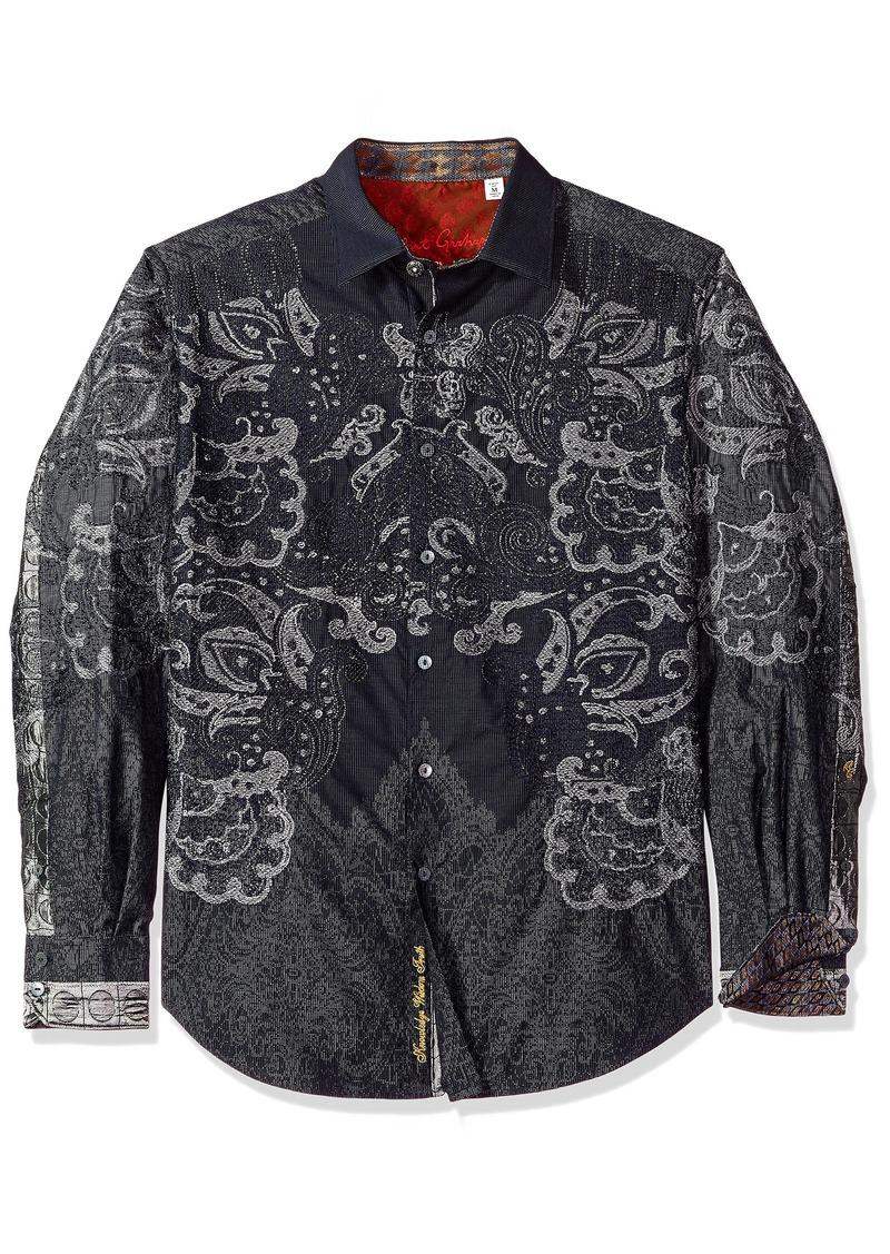 Robert Graham Men's Cooley Limited Edition Shirt  XLarge