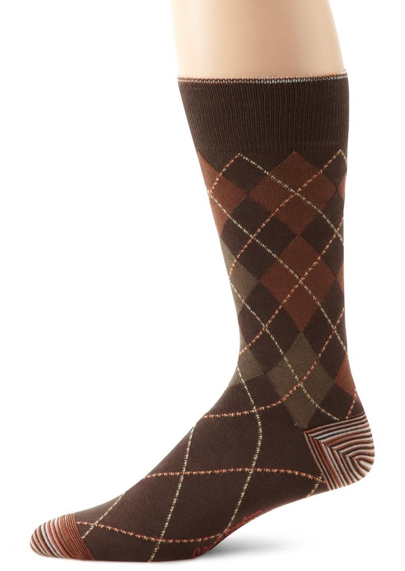 Robert Graham Men's Corinthian Socks