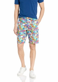 Robert Graham Men's Costas Woven Short
