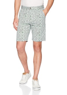 Robert Graham Men's Cristobal Woven Short