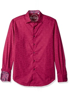 Robert Graham Men's Cullen Classic Fit Sport Shirt