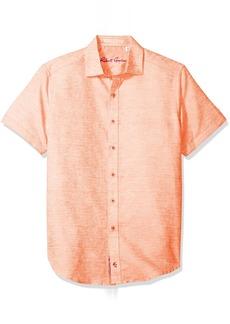 Robert Graham Men's Cyprus Short Sleeve Shirt