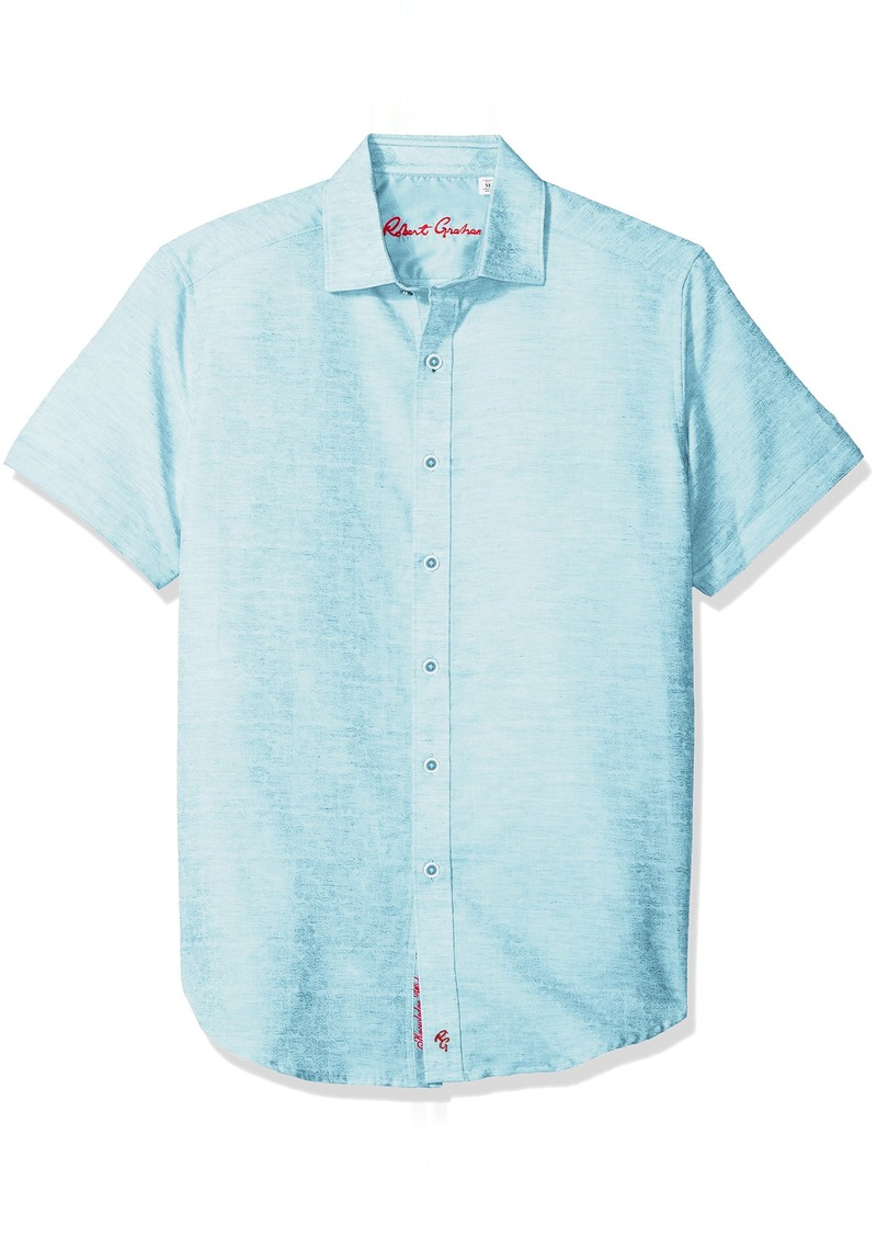 Robert Graham Men's Cyprus Short Sleeve Shirt