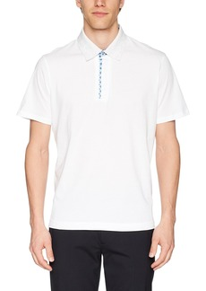 Robert Graham Men's Diego Short Sleeve Polo