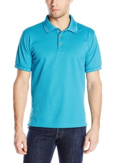 Robert Graham Men's Donovans Reef Short-Sleeve Knit Polo Shirt