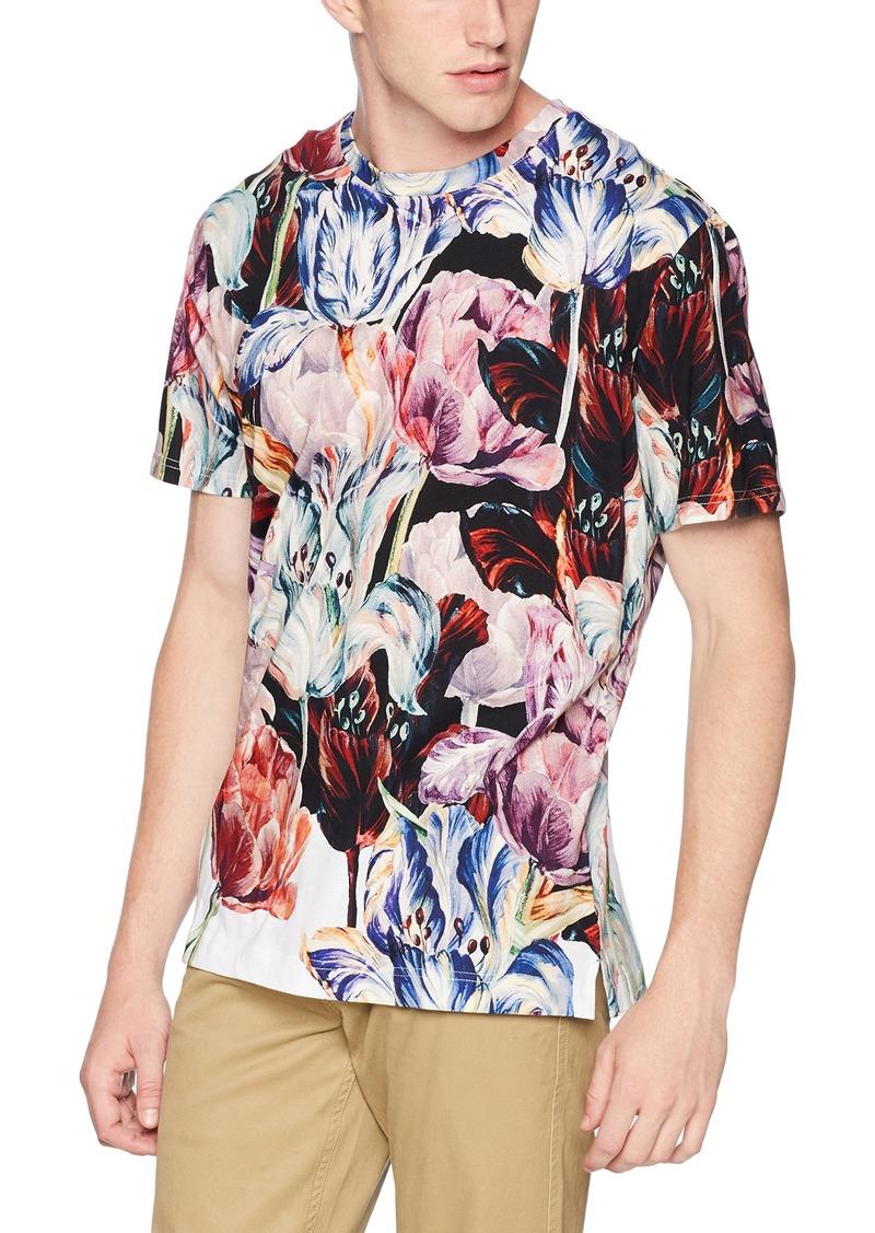 Robert Graham Men's EDDYSTONE Short Sleeve Tshirt