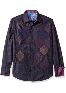 Robert Graham Men's El Ray Limited Edition Sport Shirt