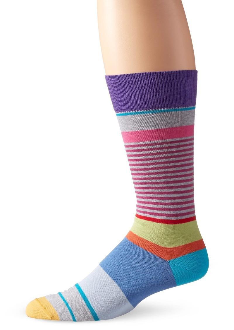 Robert Graham Men's Energy Crew Sock
