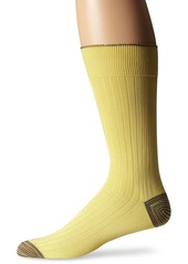 Robert Graham Men's Ginger Crew Sock