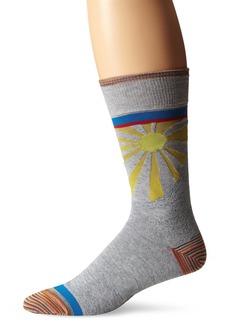 Robert Graham Men's Hang Five Crew Sock