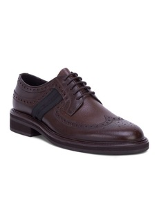 Robert Graham Men's Harris Leather Wingtip Oxfords
