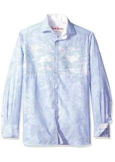 Robert Graham Men's Heard Limited Edition Sport Shirt