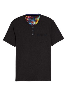 Robert Graham Men's Henley Shirt