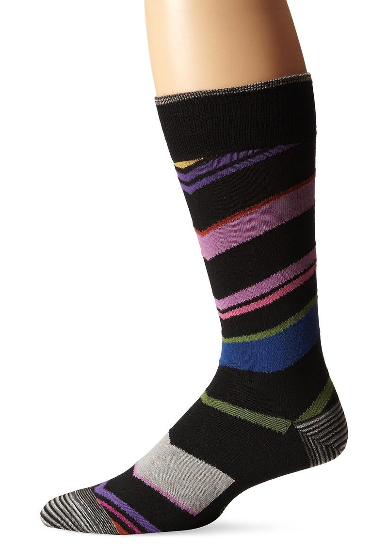 Robert Graham Men's Howler Crew Sock