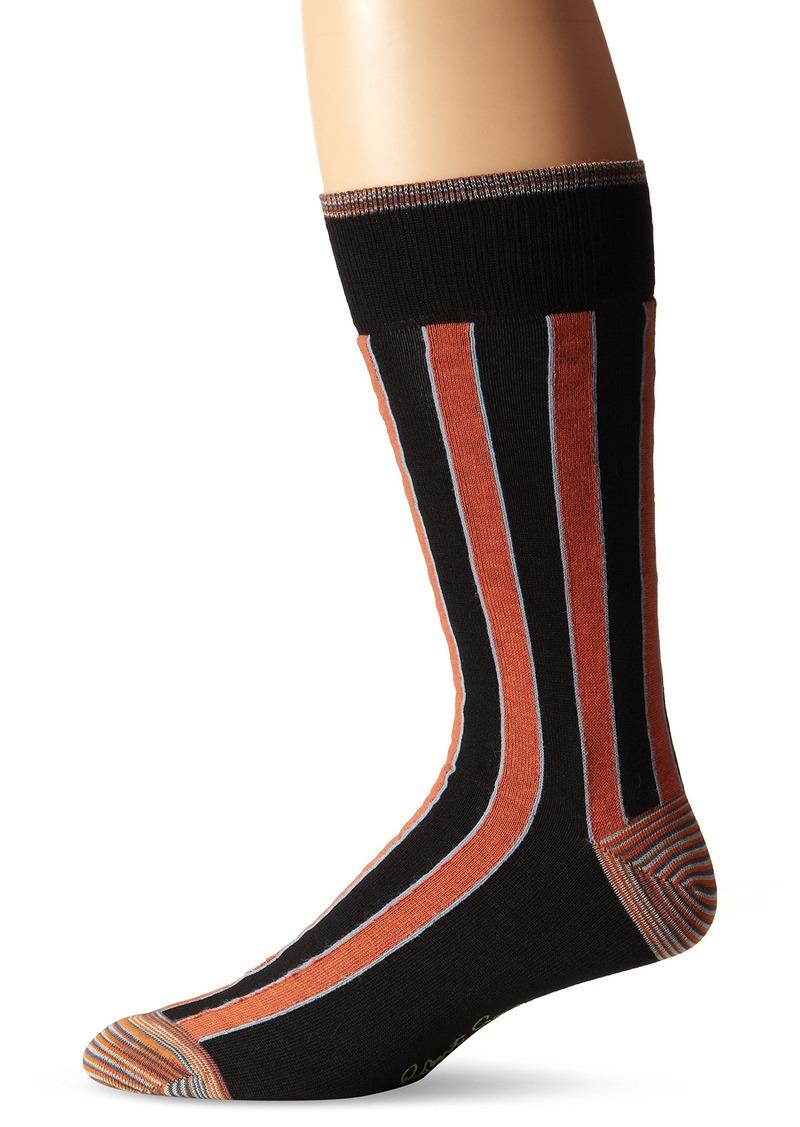 Robert Graham Men's Kiwi Crew Sock