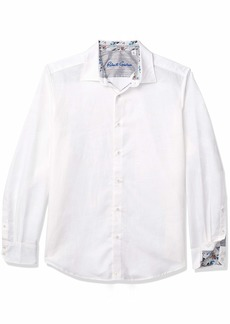 Robert Graham Men's L/S Woven Shirt