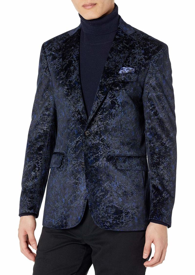 Robert Graham Men's Magic Ink Woven Sportcoat