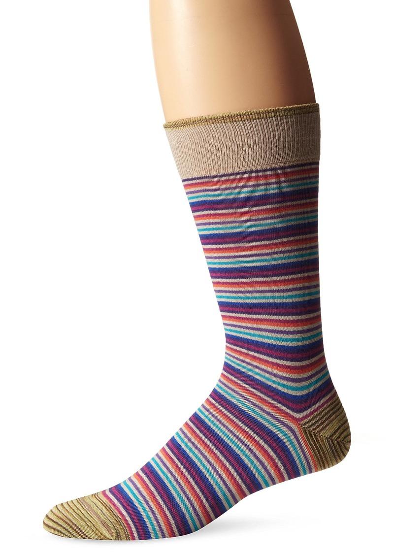 Robert Graham Men's Mamnuca Crew Sock