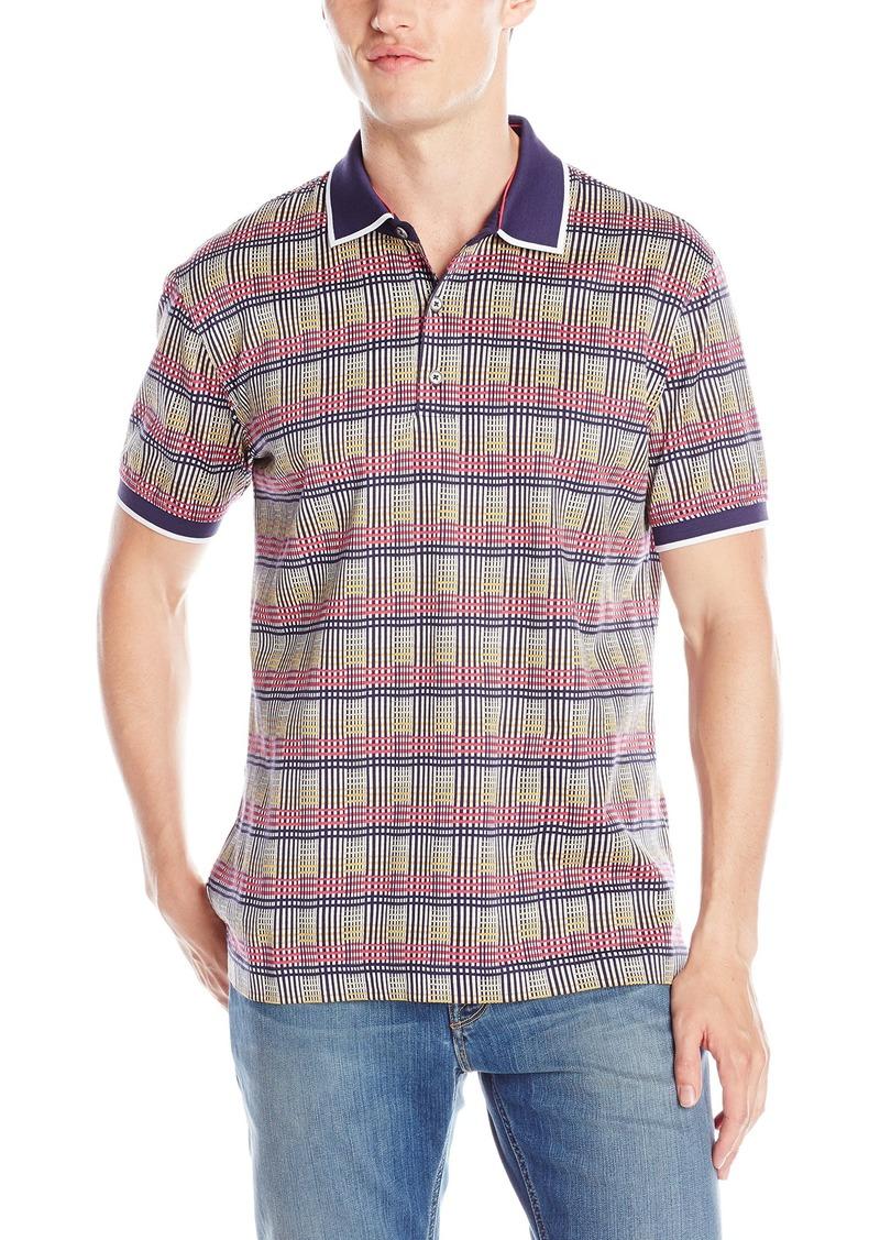 Robert Graham Men's Mano Short Sleeve Polo