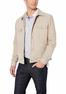 Robert Graham Men's Marko Classic FIT Suede Jacket