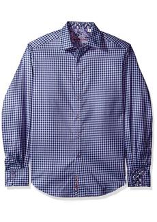 Robert Graham Men's Matira Classic Fit Sport Shirt