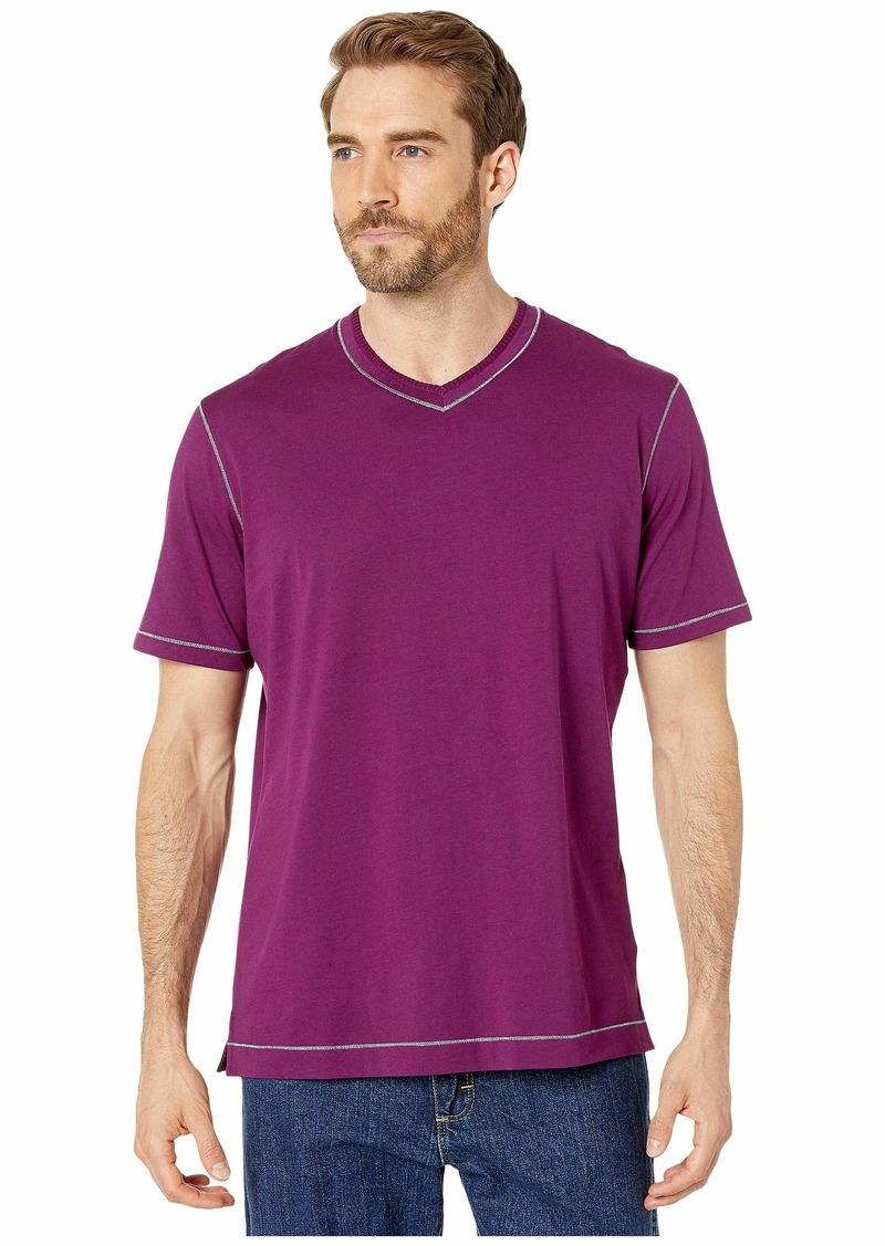 Robert Graham Men's Maxfield S/S Knit Tshirt