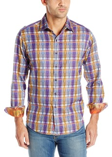 Robert Graham Men's Nasir Long Sleeve Button-Down Shirt