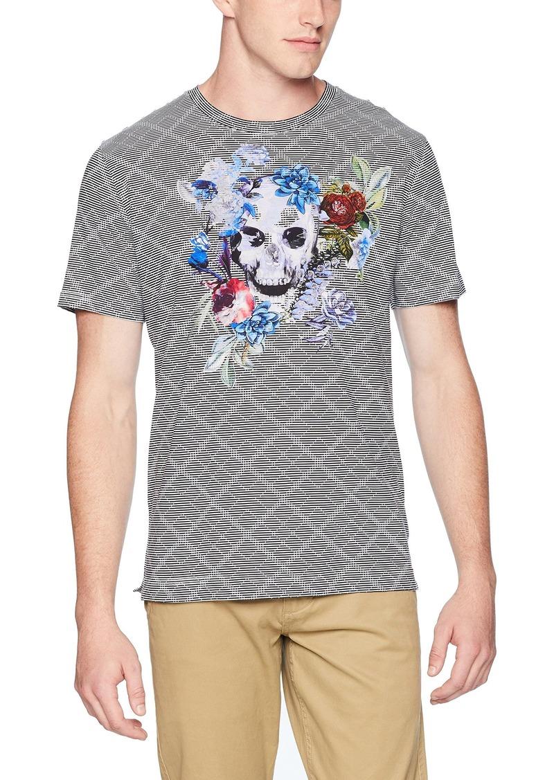 Robert Graham Men's Naylor Graphic Tshirt  XLarge