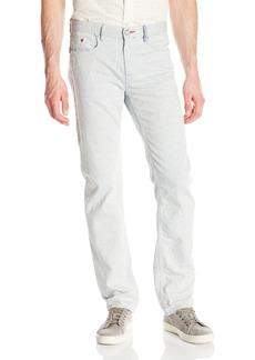 Robert Graham Men's Oatman Woven Denim Tailored-Fit Jean  34x34
