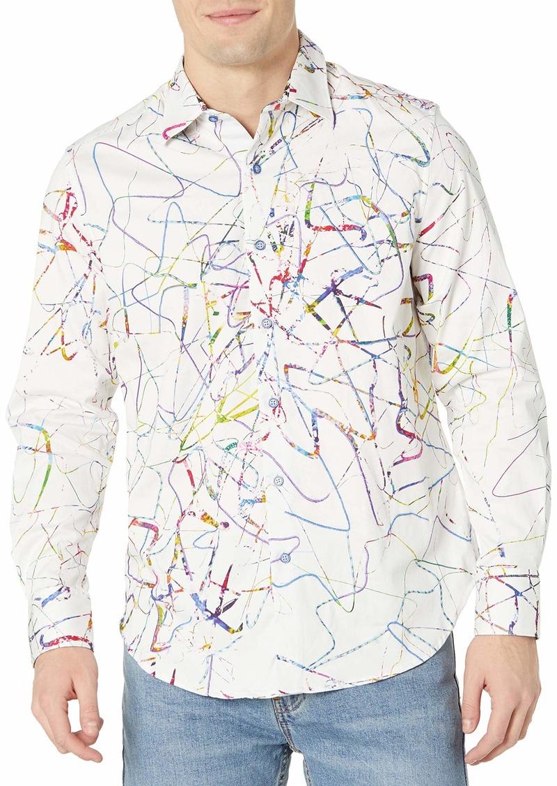 Robert Graham Men's Orchards L/S Woven Shirt