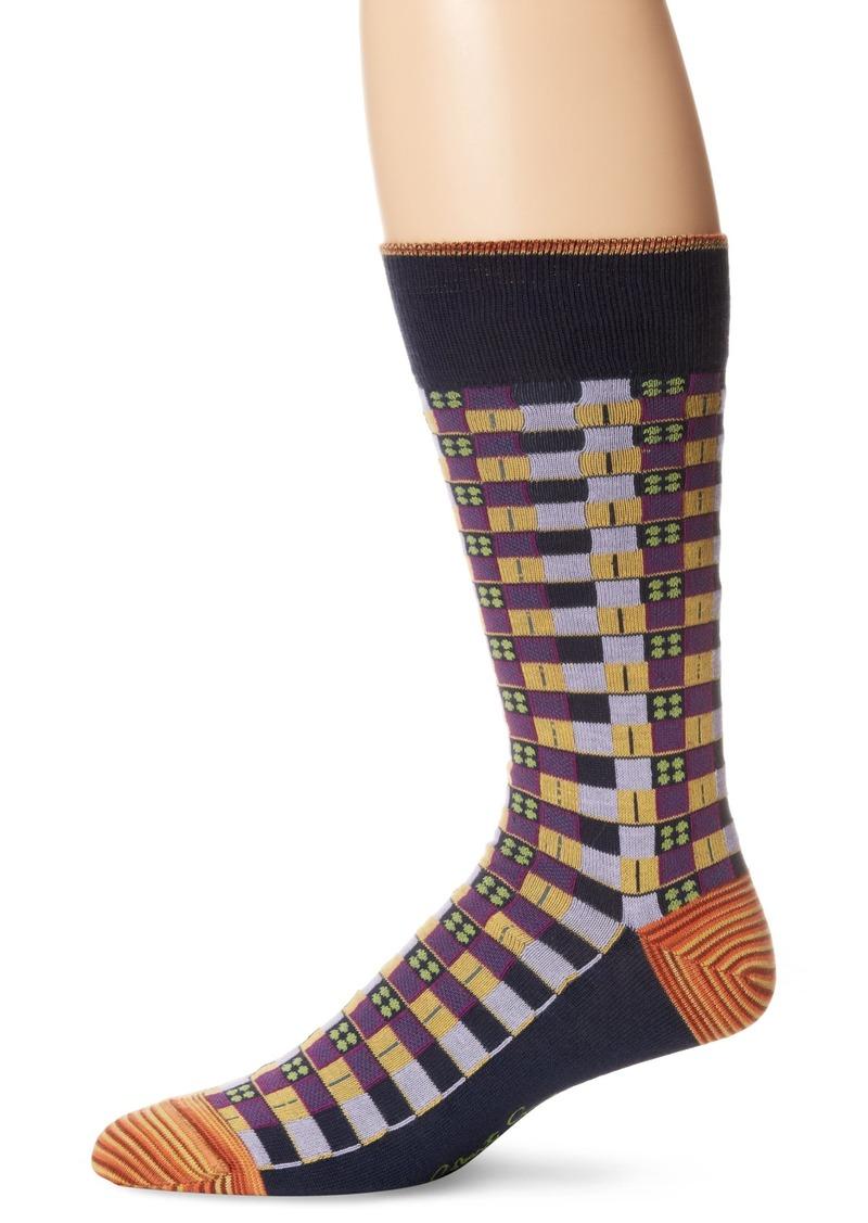 Robert Graham Men's Paul Sock