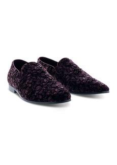 Robert Graham Men's Rodin Paisley Slip On Dress Shoes