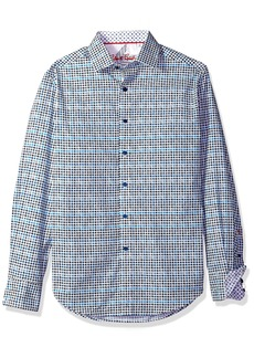 Robert Graham Men's Rolf Classic Fit Sport Shirt