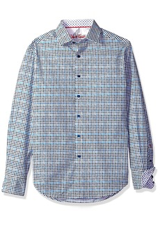Robert Graham Men's Rolf Classic Fit Sport Shirt  XLarge