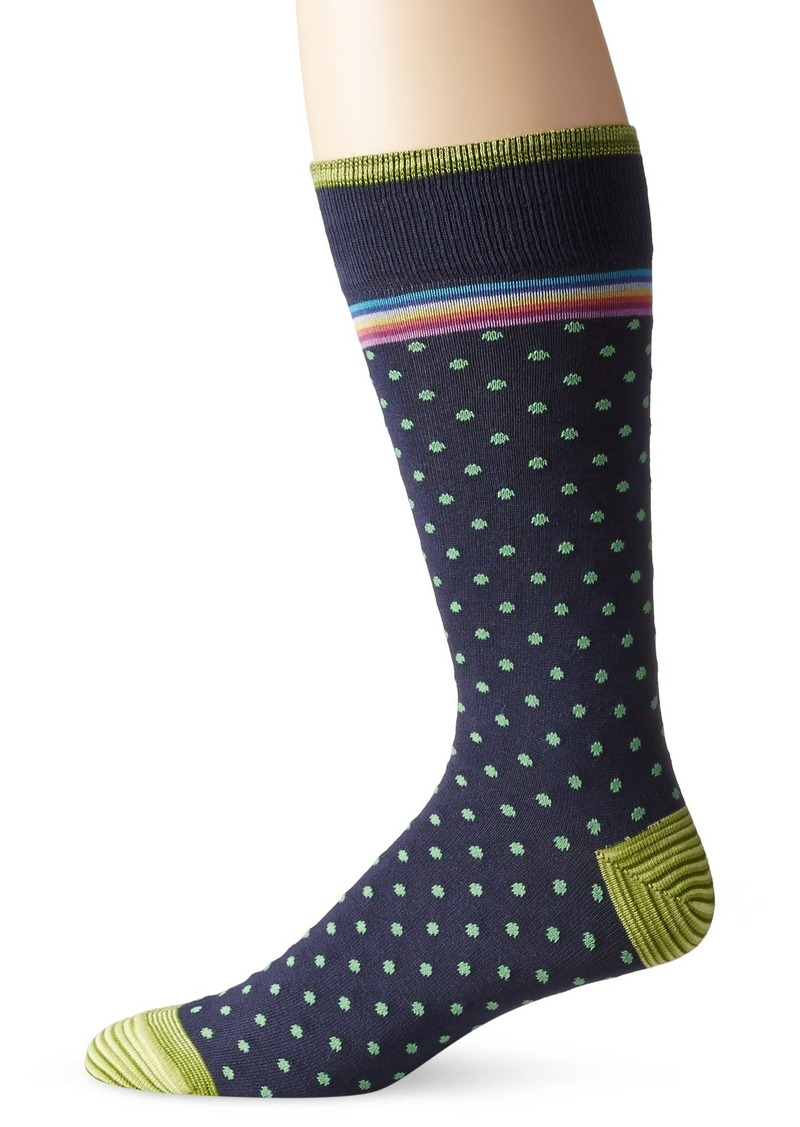 Robert Graham Men's Samba Crew Sock
